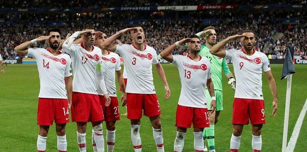 Fransa 1-1 Türkiye | MAÇ SONUCU (ÖZET)