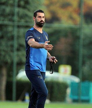 Volkan Demirel resmen Fenerbahçe'nin teknik kadrosunda