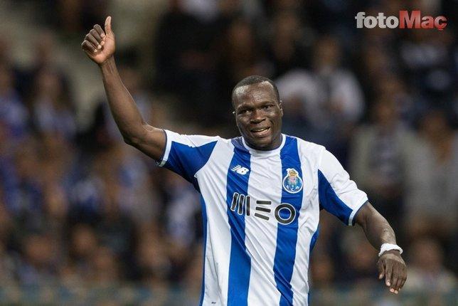 Porto'dan Galatasaray'a Aboubakar yanıtı!