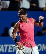 Rafael Nadal 85. şampiyonluğuna ulaştı