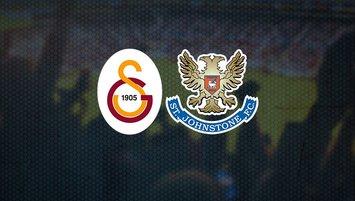 Galatasaray Johnstone maçı ne zaman?