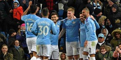 Manchester City 2-0 West Ham United | MAÇ SONUCU