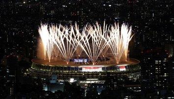 Tokyo Olimpiyatları görkemli bir törenle açıldı!