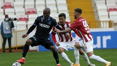 Son dakika spor haberleri: Trabzonspor gol yollarında geçen sezonun gerisinde kaldı