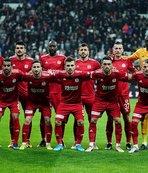 Sivasspor'dan 318 günlük seri!