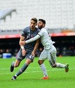 Beşiktaş'ın genç stoperi hedefini açıkladı