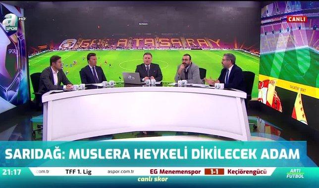 Canlı yayında açıkladı! Galatasaray transferi bitirmeye yakın