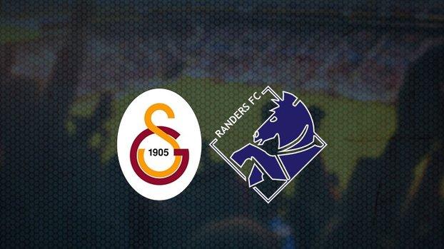Galatasaray - Randers maçı ne zaman? Saat kaçta? Hangi kanalda canlı yayınlanacak? Şifresiz mi?   Galatasaray maçı