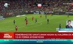 Fenerbahçe'de Hasan Ali Kaldırım şoku