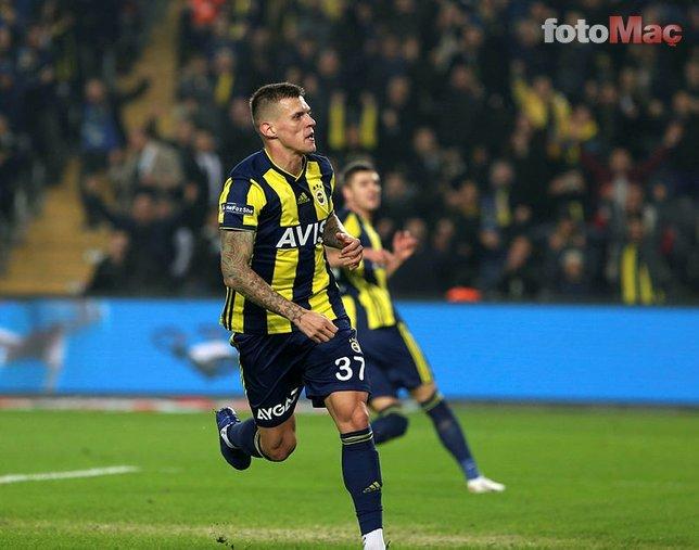 Fenerbahçe'ye Kolarov müjdesi! Resmen açıklandı
