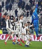 Juventus Roma'yı tek golle geçti