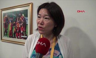 Japon gazeteciden alkışlanacak hareket
