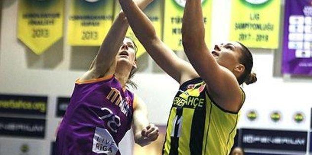 Fenerbahçe Avrupa'da tur atladı!