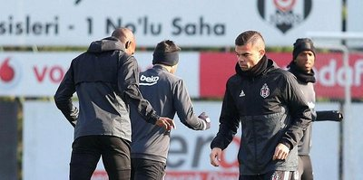 Beşiktaş, Aytemiz Alanyaspor'a hazırlanıyor