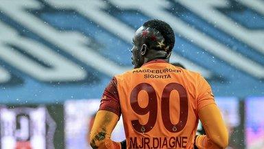Son dakika Galatasaray haberi: İngilizler yazdı! Mbaye Diagne adım adım Premier Lig'e