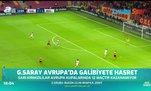 Galatasaray Avrupa'da galibiyete hasret