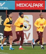 Galatasaray'da Ankaragücü maçı hazırlıkları tamamladı
