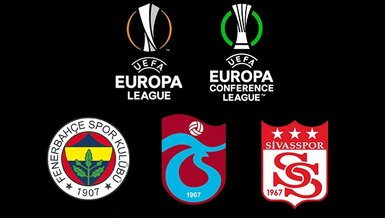 Beşiktaş kazandı Fenerbahçe Avrupa Ligi'ne gitti! Trabzonspor ve Sivasspor...