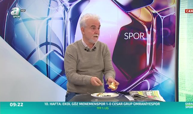 Turgay Demir: Peynir ekmek gibi yediniz Trabzonspor'u, Fenerbahçe'yi