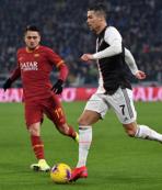 Juventus Cengiz'li Roma'yı üzdü