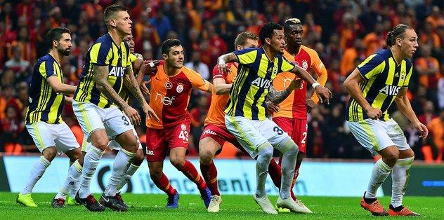 Galatasaray Kadıköy'de 13 dakika üstün kaldı