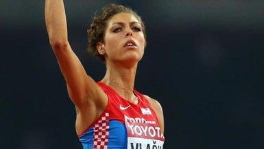 Hırvat atlet Blanka Vlasic sporu bıraktı!