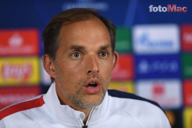 Galatasaray maçı öncesi Tuchel'den flaş açıklamalar!