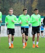 Karabükspor'da Altay maçı hazırlıkları sürdü