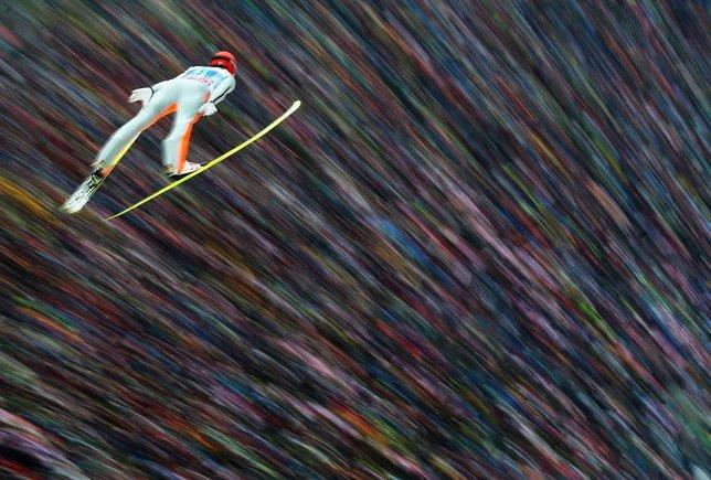 Yılın spor fotoğrafları