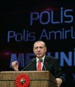 Cumhurbaşkanı Erdoğan'dan cep herkülüne mesaj