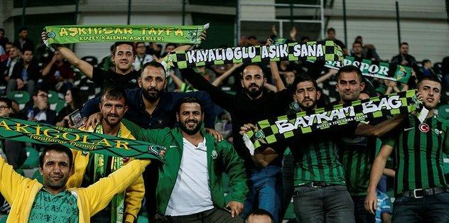 Akhisarspor'a 2 şok