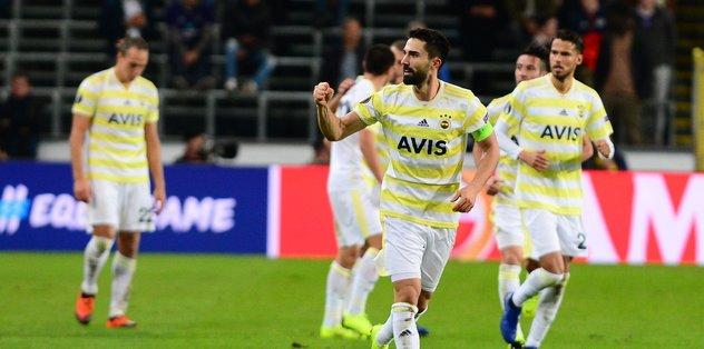 Maç Sonucu | Anderlecht 2-2 Fenerbahçe | ÖZET