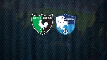 Denizlispor - BB Erzurumspor | CANLI