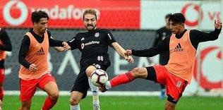 Beşiktaş, 21 Yaş Altı takımıyla karşılaştı