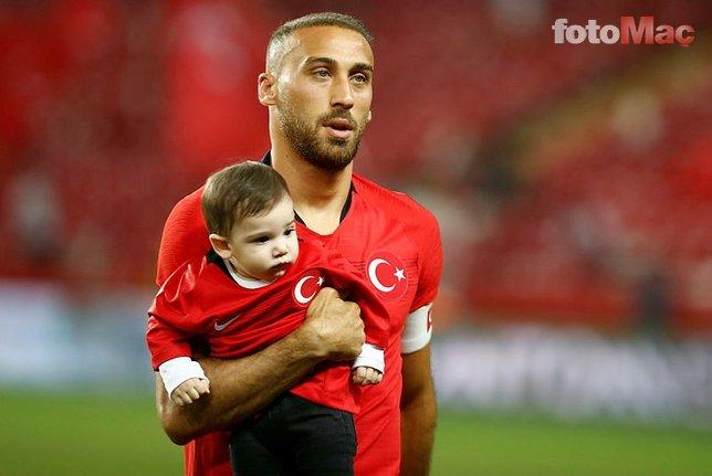 Beşiktaş'a Cenk Tosun müjdesi!