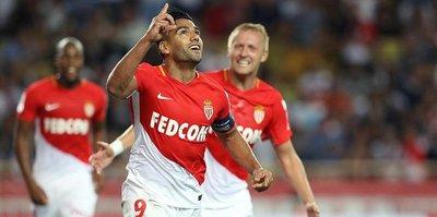 Monaco, Marsilya'ya gol yağdırdı