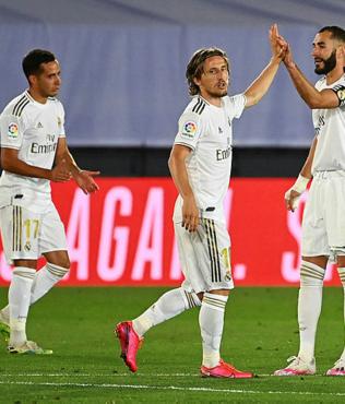 Real Madrid 2-0 Deportivo Alaves | MAÇ SONUCU