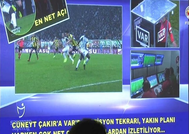 İşte Fenerbahçe'nin isyan ettiği o pozisyonlar!