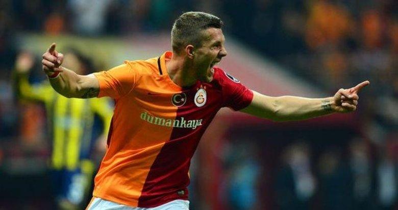 Lukas Podolski Süper Lig'e geri geliyor! İşte yeni takımı...