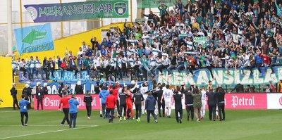 Çaykur Rizespor, Süper Lig'e çok yakın