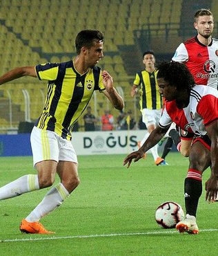 Eljif Elmas ve Barış Alıcı'nın Feyenoord maçı performansı