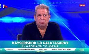 """""""Falcao olayı Galatasaraylı futbolcuları bitirmiş"""""""