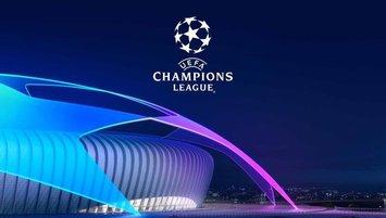 UEFA Şampiyonlar Ligi'nde günün sonuçları!