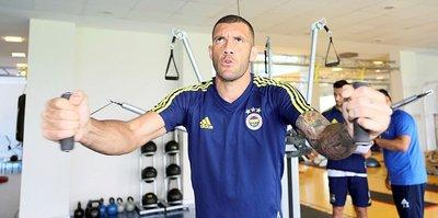 Cruzeiro'dan 500 bin euro