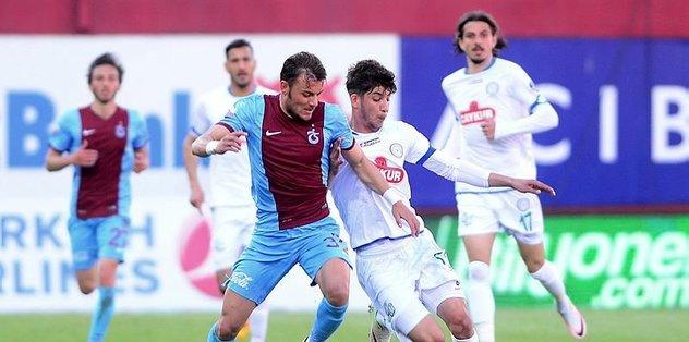 Süper Lig'de Karadeniz sessizliği