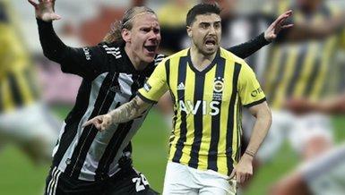 Beşiktaş - Fenerbahçe: 1-1   MAÇ SONUCU ÖZET