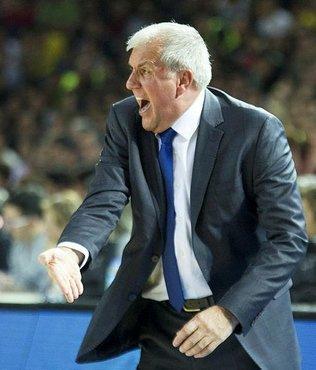 """Zeljko Obradovic: """"İkinci yarıda her şeyi değiştirdik"""""""
