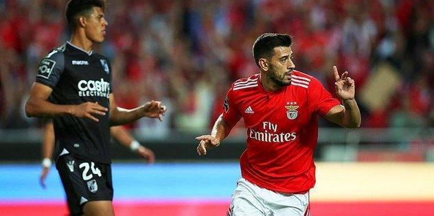 Pizzi ve Diaz Benfica'dan ayrılabilir