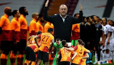 Galatasaray-Trabzonspor: 1-1 (MAÇ SONUCU-ÖZET)