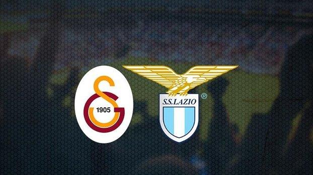 CANLI | Galatasaray - Lazio maçı ne zaman? Galatasaray maçı saat kaçta ve hangi kanalda canlı yayınlanacak? | UEFA Avrupa Ligi